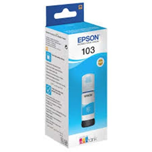 KARTUŞ EPSON C13T00S24A 103 CYAN